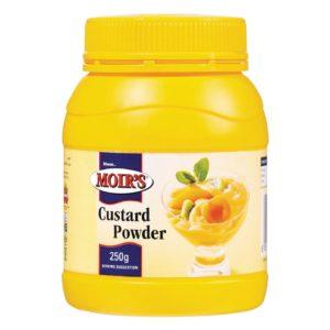 Moirs Custard Powder 250g