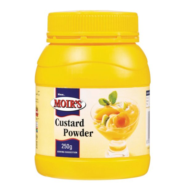Moirs Custard Powder 250g