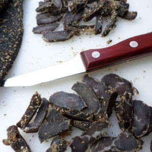Worcester Biltong Sliced