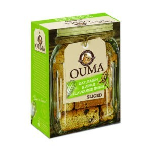 OUMA OatRaisin Apple