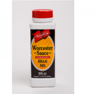 Scallis Worcester Sauce Braai Mix