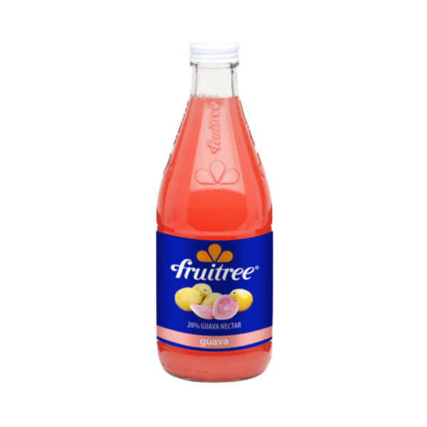 """Rich result on Googles SERP when searching for """"Fruittree Guava Nectar"""" 350ml"""