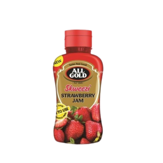 All Gold Squeeze Strawberry