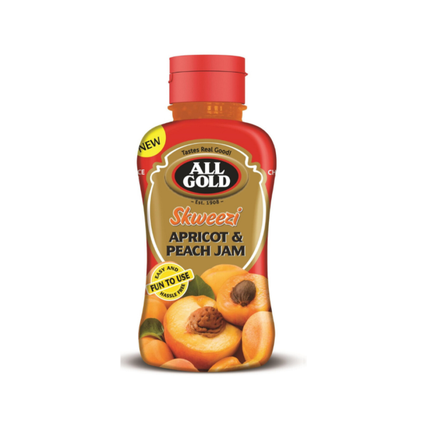 All Gold Squeeze Apricot Peach