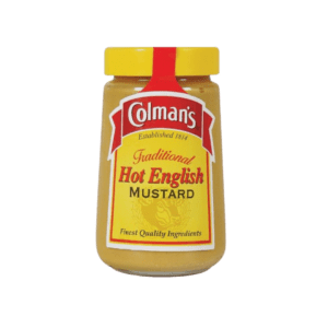 "Rich result on Googles SERP when searching for ""Colmans Traditional Hot Mustard""168g"