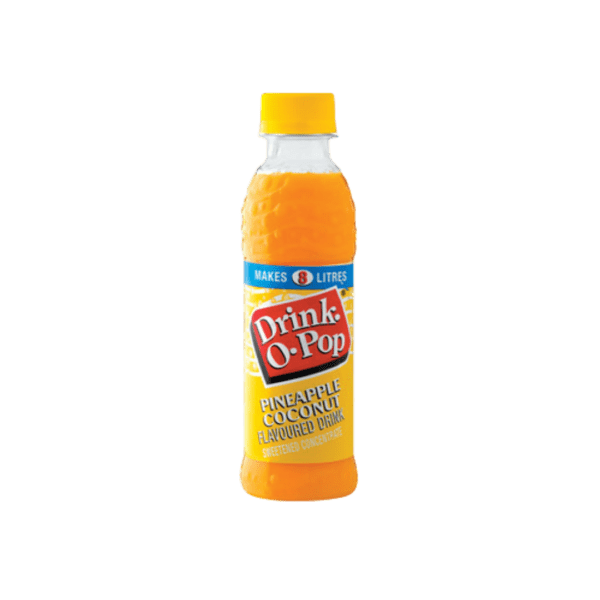 DRINK O POP Cocopine 200ml