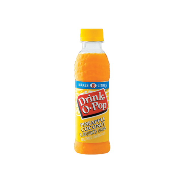 DRINK O POP Cocopine 200ml