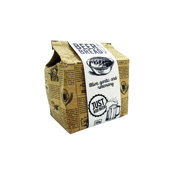 BEER BREAD IN A BAG