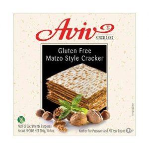 Aviv Gluten Free Matzo Crackers 300g