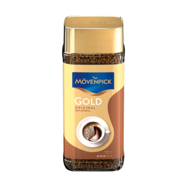 """Rich result on Googles SERP when searching for """"MOVENPICK INSTANT COFFEE GOLD"""""""