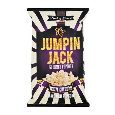 Baker Street Jumpin Jack - White Cheddar 100g