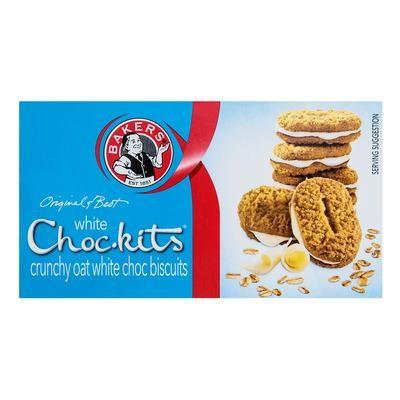 Bakers Choc-Kits White Choc