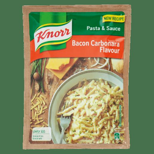 Knorr Pasta & Sauce - Bacon & Carbonara 128g