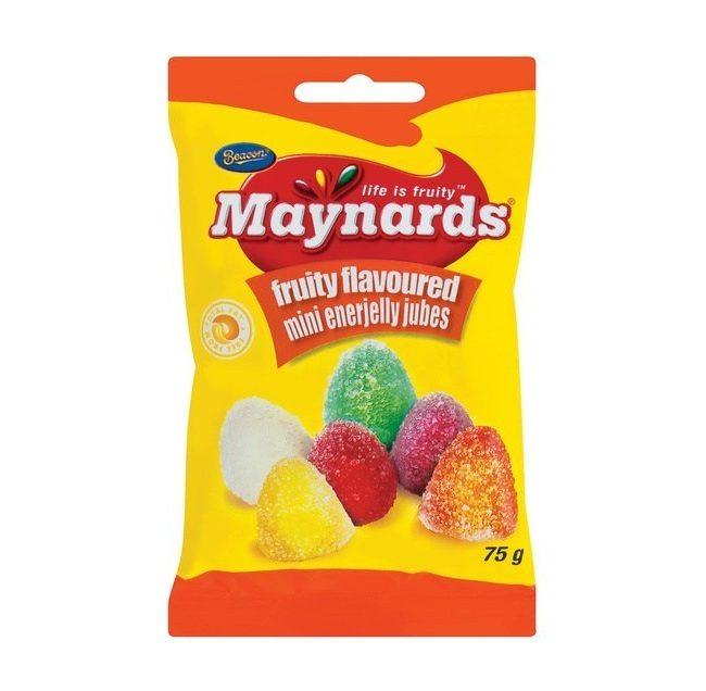 Maynards Mini Jelly Jubes 75g