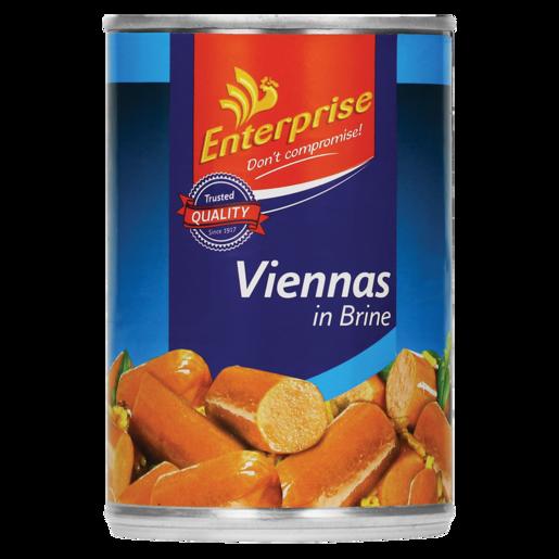 Prima Viennas in Brine 390g