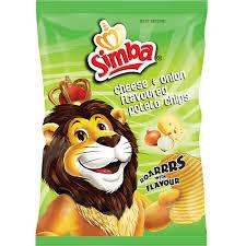 Simba Cheese & Onion