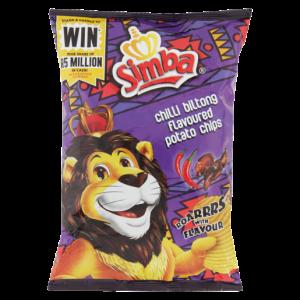 Simba Chilli Biltong