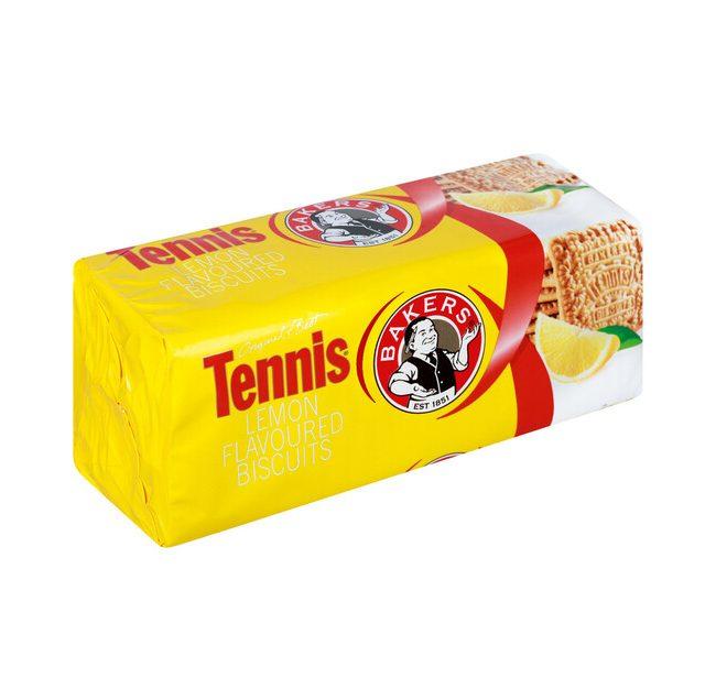 Bakers Tennis Biscuit Lemon