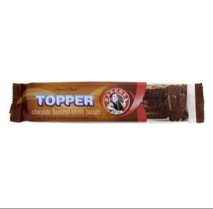 Bakers Topper Creams Chocolate