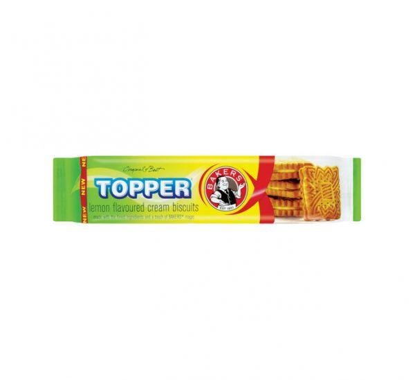 Bakers Topper Creams Lemon