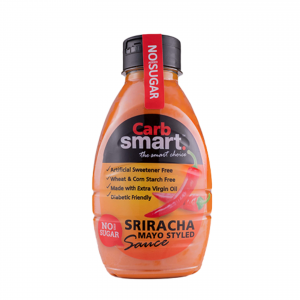Carbsmart Sriracha Hot Sauce 375g