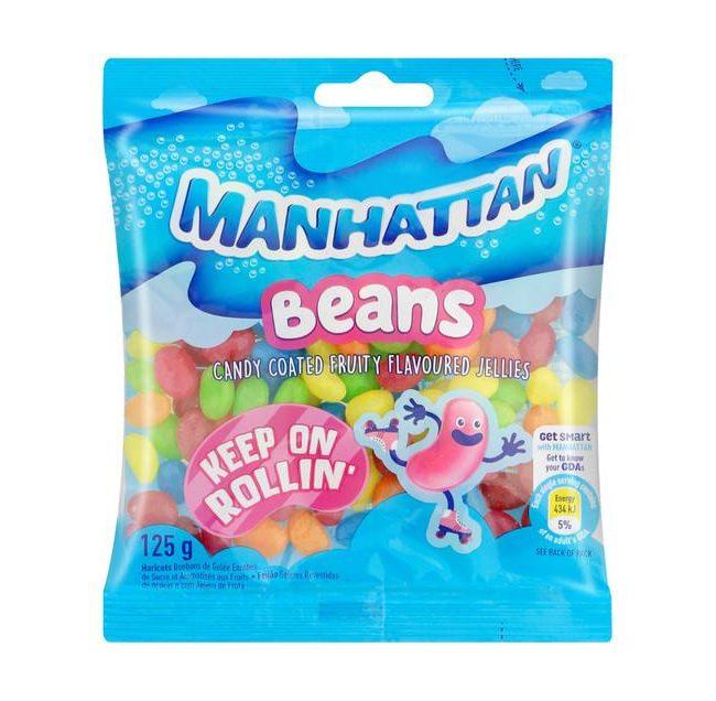 Manhattan Fruity Beans
